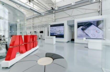 La multinacional ABB estrena el Customer Innovation Center de robótica