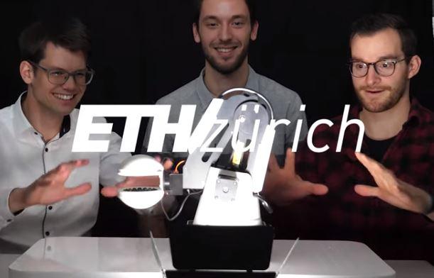 La pinza robótica que podría cambiar el sector de la relojería