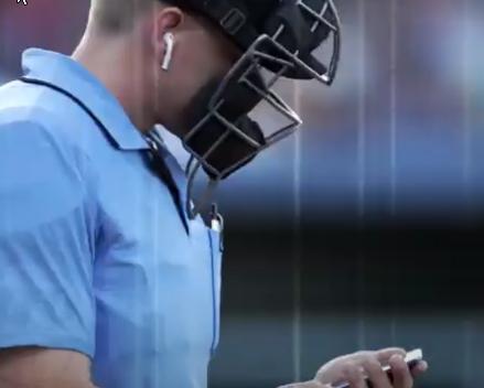 Los robots llegan al beisbol