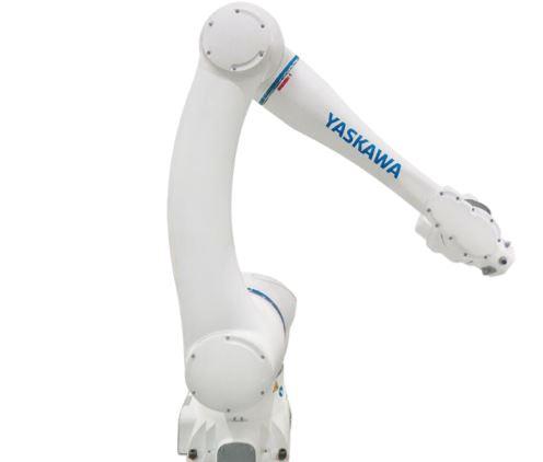 Yaskawa enseña su nuevo robot HC20 DT Motoman
