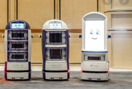 Sistema robotizado Techi Butler, otro sirviente para tu hotel