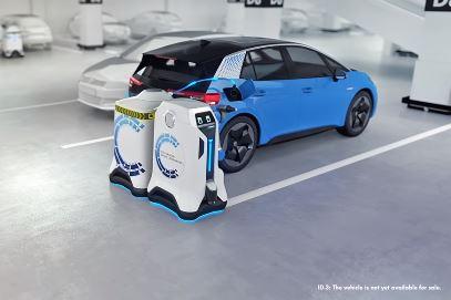 Volkswagen da un paso más en los coches eléctricos