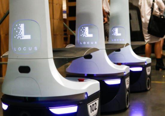 Las compañías de paquetería están apostando por robotizar sus instalaciones