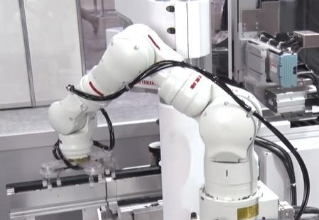 Llegan los robots Scara de Yamaha YK610XE-10 y YK710XE-10